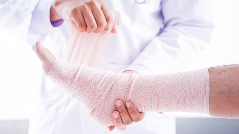 Outpatient Lymphedema Therapy