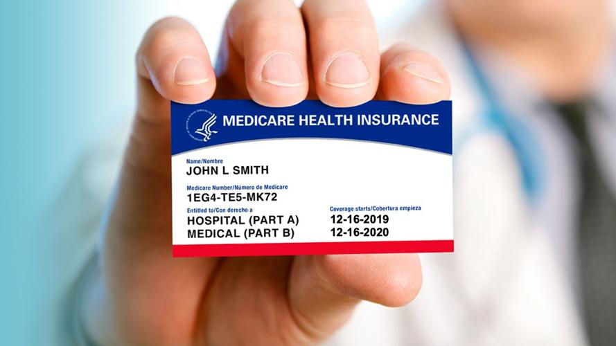 We accept Medicare Patients